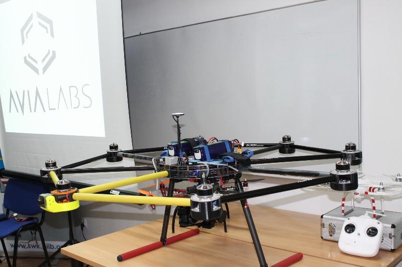 Przeglądasz obrazy z artykułu: DRONY W BUDOWNICTWIE